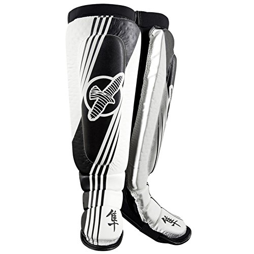 Best Hayabusa Shin Guards -  Hayabusa Ikusa Recast Shin Guards