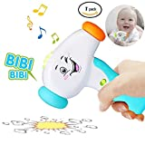Baby First Musical Toys, Jam Lee Musical Hammer Baby Toys,...