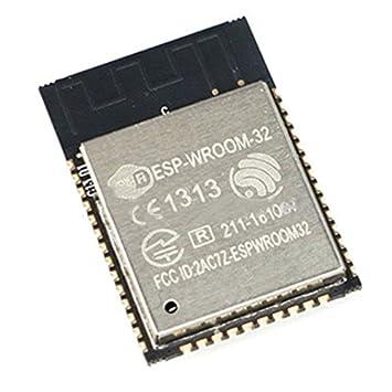 TOOGOO ESP-WROOM-32 ESP8266 ESP32 WLAN Bluetooth &WiFi