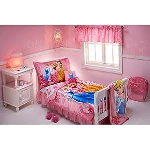Amazon.com : Disney - Princess Pink Garden 10-piece ...