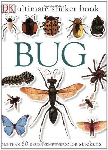 Ultimate Sticker Book: Bugs (Ultimate Sticker Books) ebook