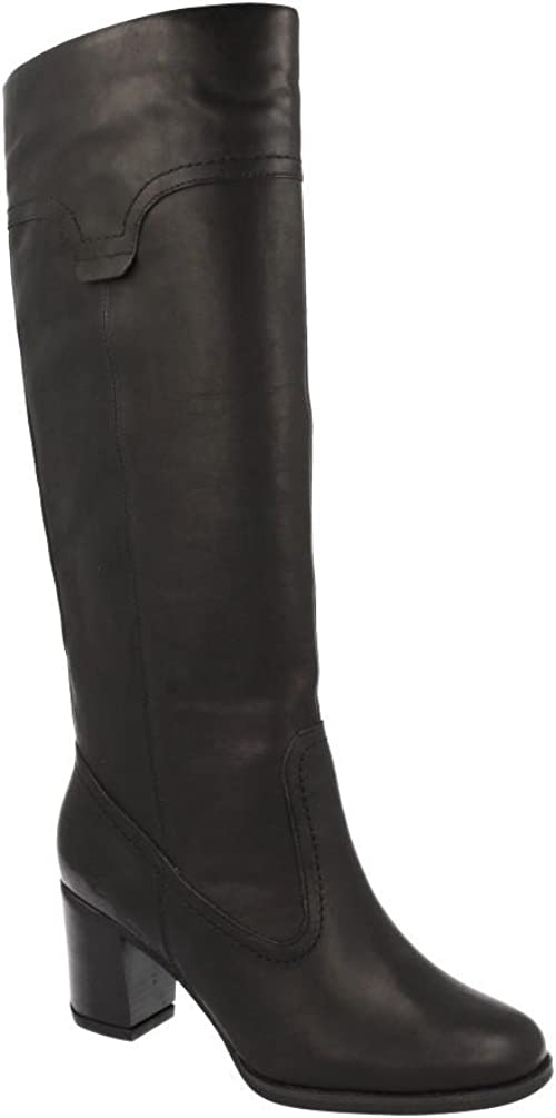 Timberland Womens A1i6w Atlantic Heights Tall Boot In Tiefschwarz