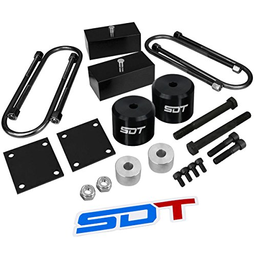 Ford F250 F350 Superduty 4X4 4WD Full Lift Leveling Kit - 3