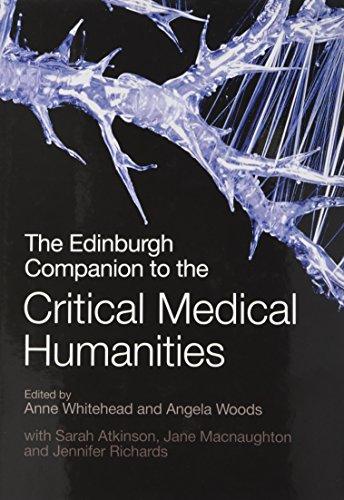 The Edinburgh Companion to the Critical Medical Humanities