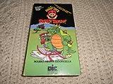 The Super Mario Bros. Super Show: Mario Meets Koopzilla [VHS]