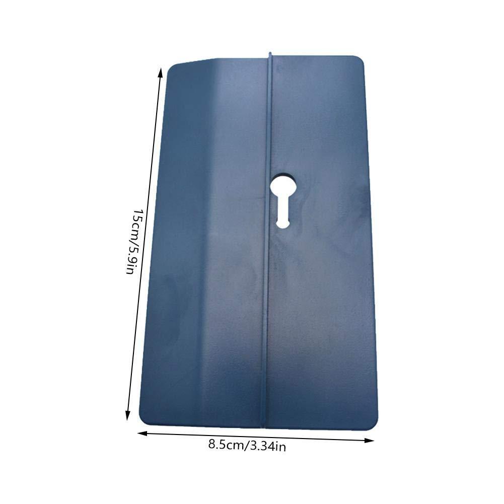 2 Pezzi Drywall Attrezzi di Montaggio Supporta il Tagliere in Posizione Installazione Sollevatore per Pannelli in Lastra di Gesso