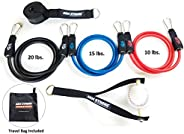 Arm Strong Baseball Resistance Exercise Bands for Baseball Pitching & Thro
