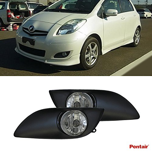 Pentair 2pcs Aftermarket JDM Clear Lens  - Toyota Yaris Hatchback 2009 Shopping Results