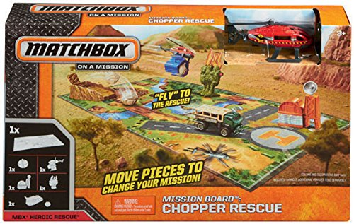 matchbox-mission-board-chopper-rescue-on-a-mission-playset-mbx-heroic-rescue