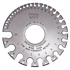 Mitutoyo 950-202, American Standard Wire...