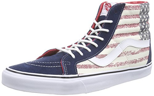 VansU SK8-HI REISSUE - zapatillas deportivas altas Unisex adulto Varios Colores - Mehrfarbig ((Americana) dress blues)