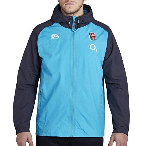Canterbury England Rugby防水加工済み雨ジャケット(XXXL)