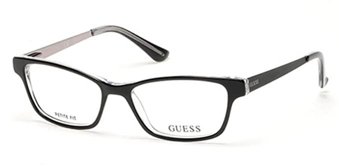 47a8e09b76 Image Unavailable. Image not available for. Color  Eyeglasses Guess GU 2538  GU2538 ...