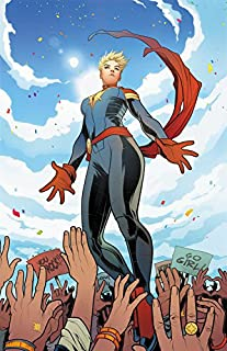 Book Cover: The Mighty Captain Marvel Vol. 1