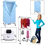 GC Global Direct 1000w Electric Folding Clothes Dryer Heater...