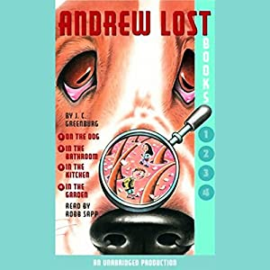 Andrew Lost Audiobook