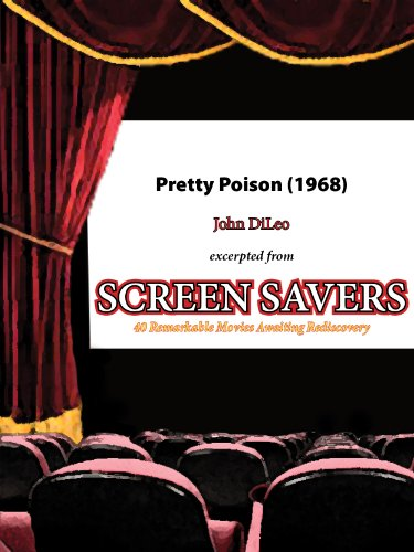 Pretty Poison (1968): A 1960s Twist on a 1940s Formula