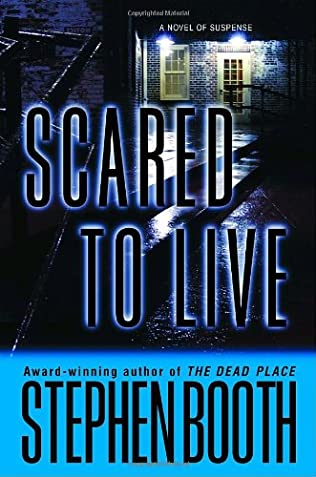 book cover of Scared to Live