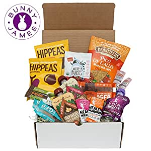 Gluten free dairy free healthy snacks care package gift box amazon variety gifts negle Images