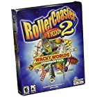 Atari RollerCoaster Tycoon 2: Wacky Worlds Expansion Pack, Part #24710