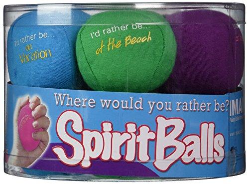 IMAK Spirit Balls Motivational, 12-Count from Imak
