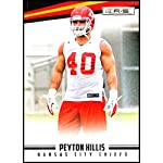 e3b4678124a 2012 Panini Rookies and Stars #34 Peyton Hillis NM-MT Kansas City Chiefs  Official.