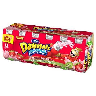 yogurt danimals - 2