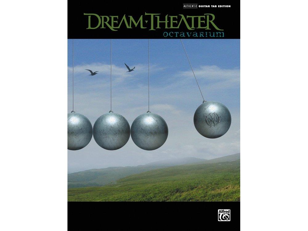 Hal Leonard Dream Theater Octavarium libro de canciones para ...
