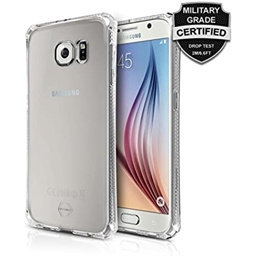 Galaxy S7 Case, ItSkins Spectrum Clear Protective Case for Samsung Galaxy S7 *Scratch Resistant* Military Grade Sales