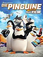 Filmcover Die Pinguine aus Madagascar