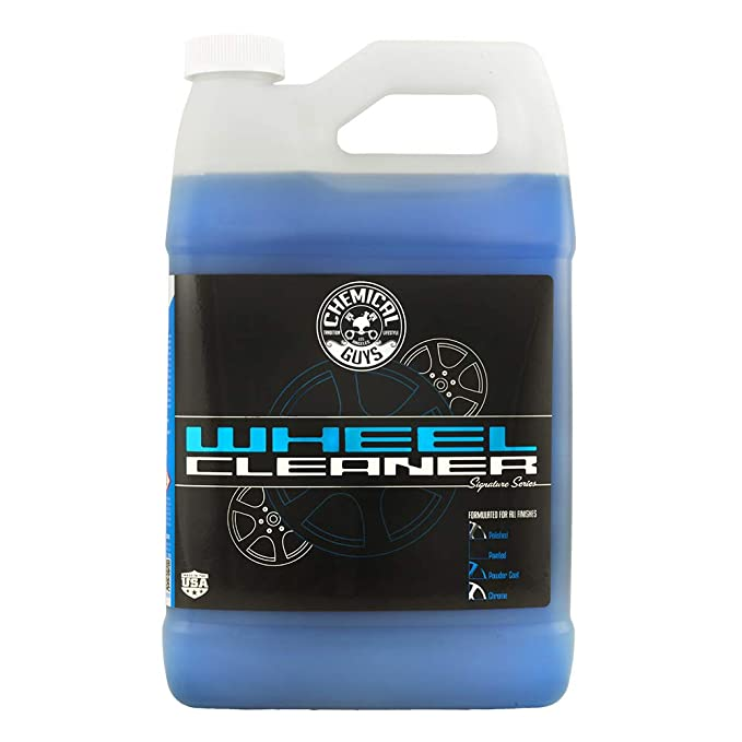 Chemical Guys Cld 203 Signature Series Wheel Cleaner (1 Gal) by Chemical Guys