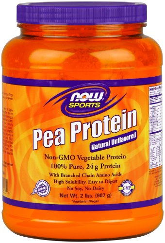 Now Foods protéines de pois, 2 Pound