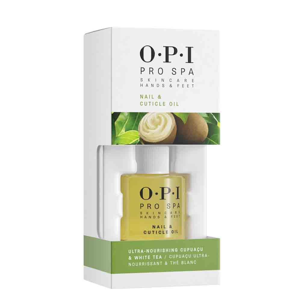 Amazon.com: OPI ProSpa Nail & Cuticle Oil, 0.29 fl. oz.: Luxury Beauty