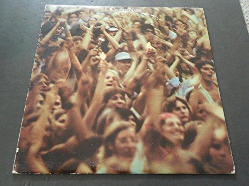 Cosby Nash, Live, ABC Records AA-1042 1977 Press VG