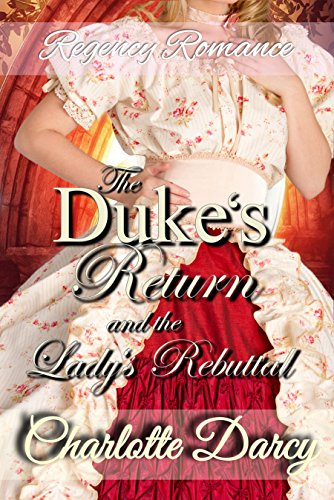 Regency romance Rebuttal Inspirational Historical ebook product image