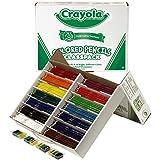 Crayola BIN8462 Colored Pencil Classpack, 14 Colors, 462 Count