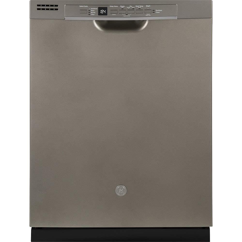 "GE Slate 24"" Built-In Dishwasher"