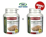 Simply Supplements Ginger 12000mg Bundle Deal 480 Tablets in total by SimplySupplements