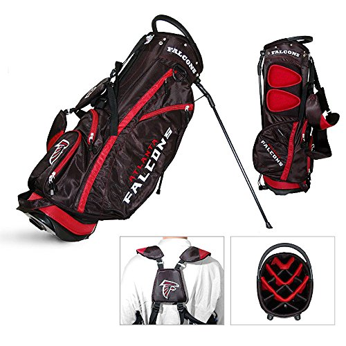 NFL Fairway Stand Bag NFL Team: Atlanta Falcons by Team Golf