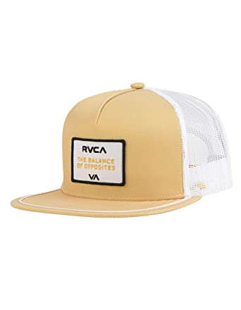 468843e0 Amazon.com: RVCA Men's Billboard Trucker Hat: Clothing