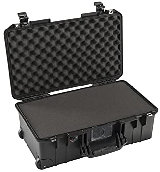 Pelican Air 1535 Case With Foam (Black) 1