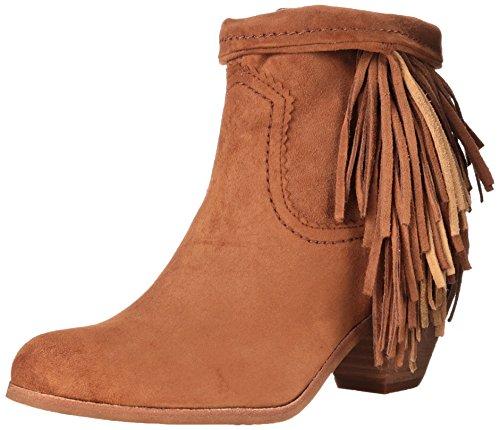 Sam Edelman LOUIE - botas de cuero mujer marrón - Braun (SOFT SADDLE KID SUEDE/OILY VELOUR SUE)