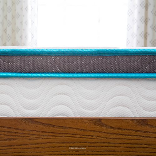 Linenspa 8 And 10 Inch Memory Foam And Innerspring Hybrid