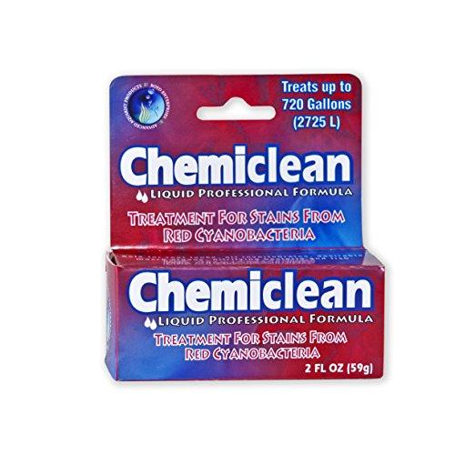 (Boyd Enterprises ABE16755 Chemiclean Liquid for Aquarium, 2-Ounce)