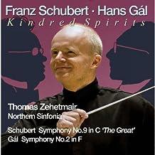 Hans Gál Symphony No. 2 (World Premiere Recording)