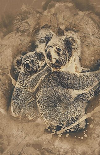 My Koala Bear Journal: Vintage Koala Notebook for Girls (Peaceful Paperback Journals) pdf