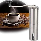 YFXOHAR Stainless Steel Coffee Grinder,Coffee Mill Grinding Corn Corn Grinders Milling Machine Coffee grinder Manual coffee mill Manual coffee grinder