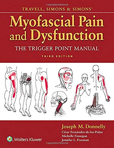 travell simons simons myofascial pain and dysfunction the rh amazon com Trigger Point Injections travell & simons' myofascial pain and dysfunction the trigger point manual