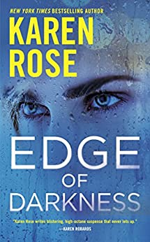 Edge of Darkness (The Cincinnati Series) by [Rose, Karen]