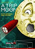 A Trip to the Moon: In Its Original 1902 Colors [Blu-ray/DVD Dual-Edition Format]
